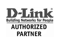 Logo D-Link Authorized Partner