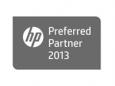 Logo HP Preferred Partner 2013