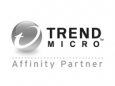 Logotipo TREND MICRO Affinity Partner
