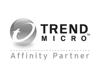 Logo TREND MICRO Affinity Partner