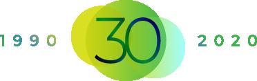 Logotipo 30 aniversario Procesos